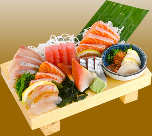 Sashimi lovers thread the gear page for Best sashimi fish